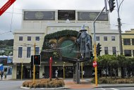 Our neighbourhood picture theatre just happens to be the iconic Embassy Cinema, home to the Lord of the Rings and The Hobbit movie premieres.